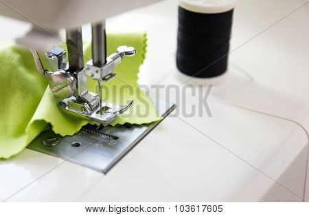 Sewing Machine White