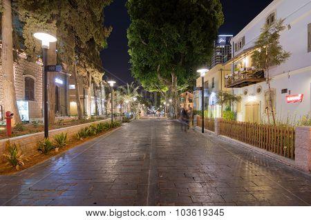 Tel Aviv Night Life