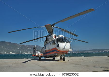 Kamov Ka-32Ps Rescue Helicopter