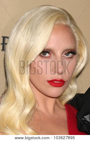 LOS ANGELES - OCT 3:  Lady Gaga at the
