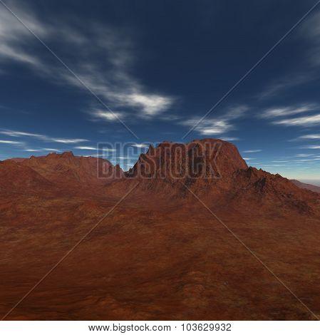 Hight desert mounts