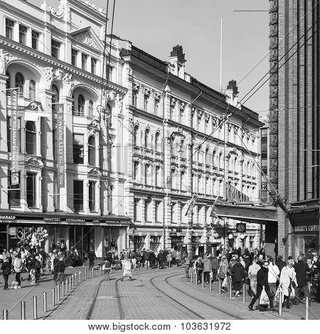 HELSINKI, FINLAND - APRIL 30