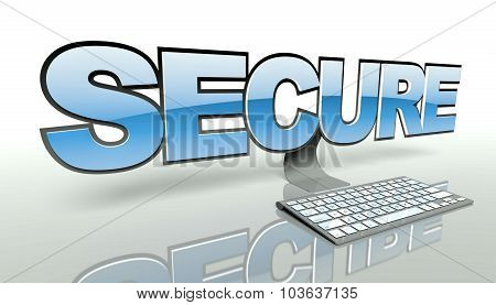 Network Security Concept, Online Connection
