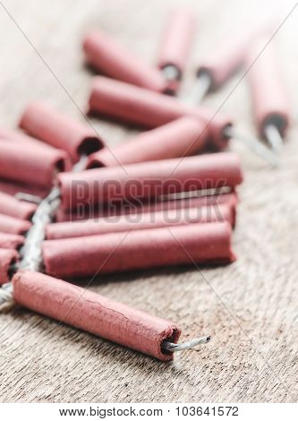 Red Firecrackers
