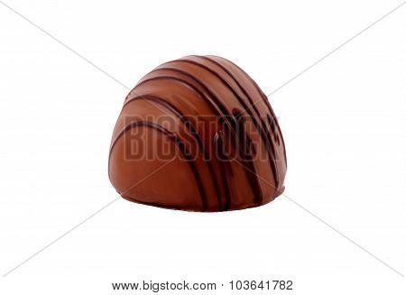 Milk chocolate praline