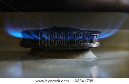 Gas, Stove
