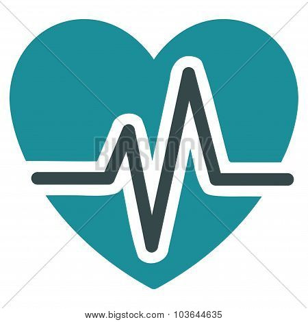 Heart Diagram Icon