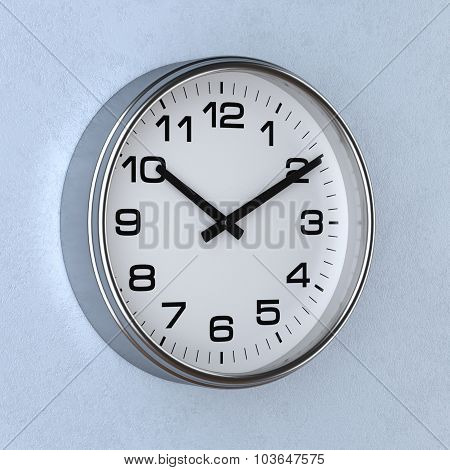 Watch Or Clock On The Wall