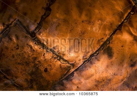 Bronze Metal Texture