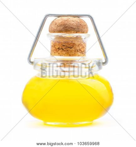 Bottle of olive oil