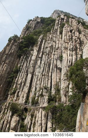 Mt At Shao Lin, China