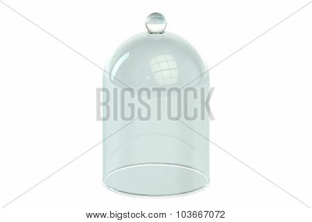Glass Bell Or Bell Jar