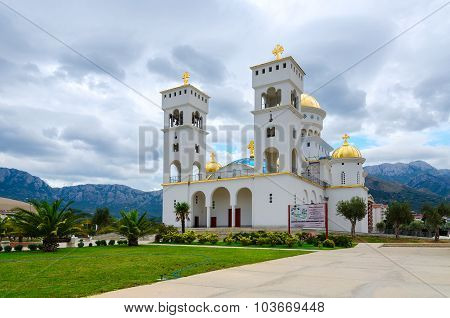 The Cathedral Of St. Jovan Vladimir, Bar, Montenegro