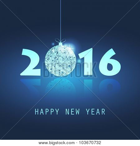 New Year Card - 2016