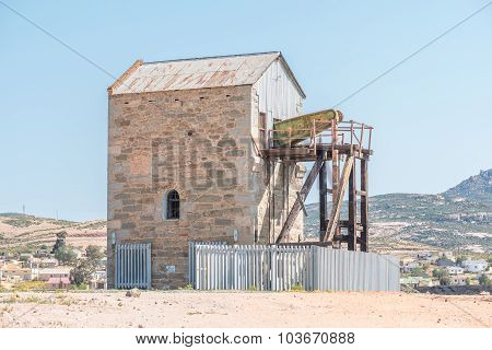 Cornish Pump House In Okiep