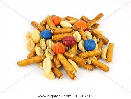 Trail Mix With Candy Pieces