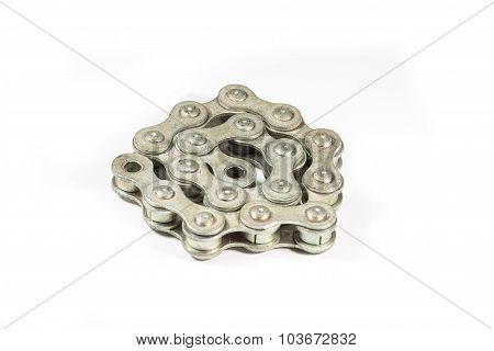 Chain drive roller precision for ISO606