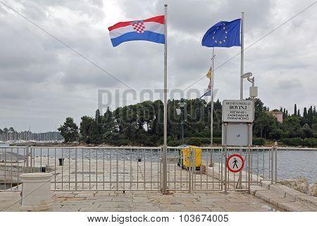 Rovinj Border Crossing