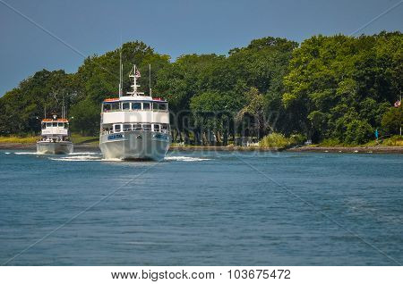 Cape May Tour Boat