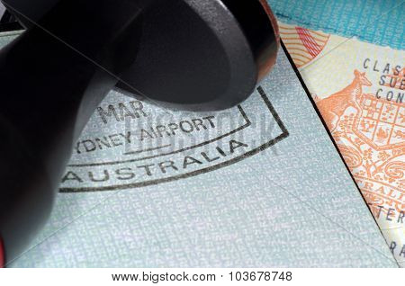 australian immigration passport