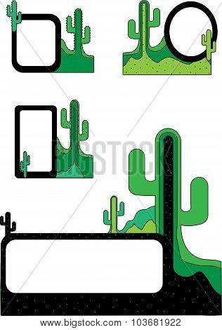 Etiquetas Cactus