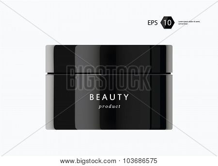 beauty package presentation product