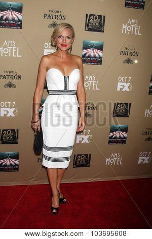 LOS ANGELES - OCT 3:  Elaine Hendrix at the