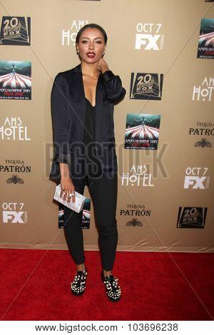 LOS ANGELES - OCT 3:  Kat Graham at the