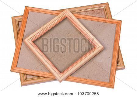 Frame For A Portrait