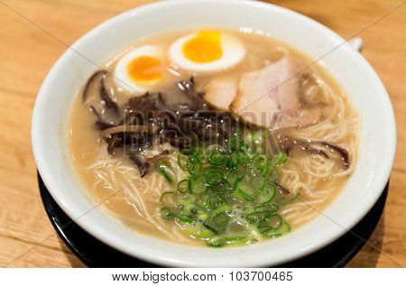 Delicious Japanese Ramen noodle