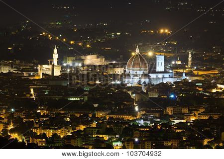 Florence Night View