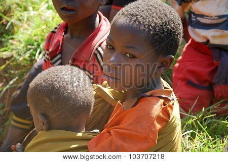 Children Of Tanzania Africa 62