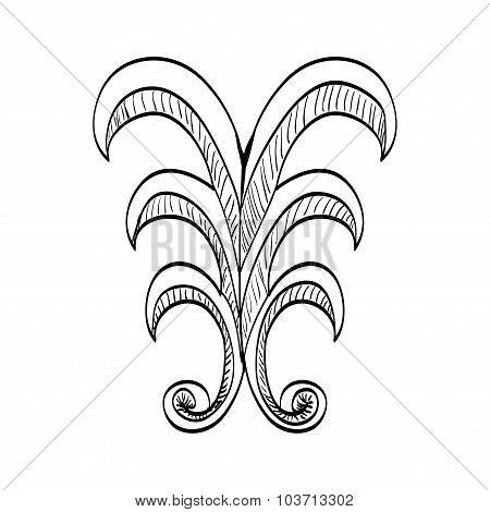 Baroque Element Illustration