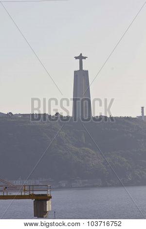 Cristo Rei In Lisbon