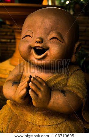 Children Monk