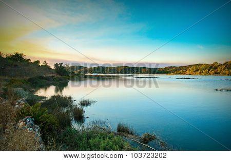 Arade River Lake