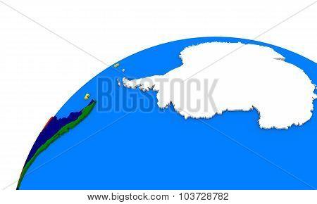 Antarctica On Earth