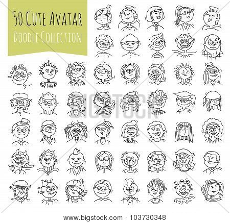 Cartoon Funny User Avatars