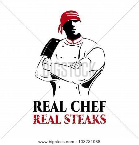 Illustration For Steak House