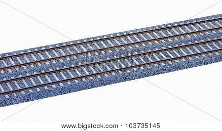 Train Rail Track