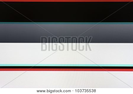 Tv Lines Static Noise, Abstraction Background Backdrop
