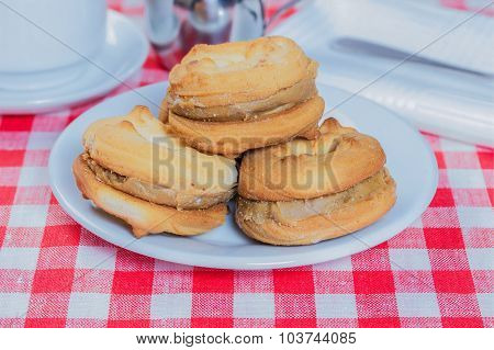 Cookies With Cream,coffee