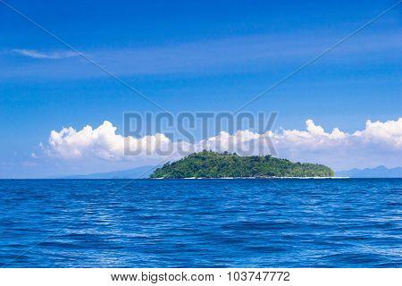 Sea Scene Nature And Nobody