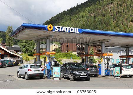 Statoil Station