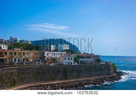 Italy Travel Series - Ischia shoreline