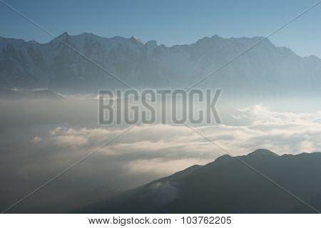 Mountains - Cloud-cuckoo-land