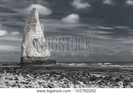 Normandy seascape