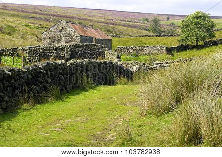 Shepherds Cottage and Barn