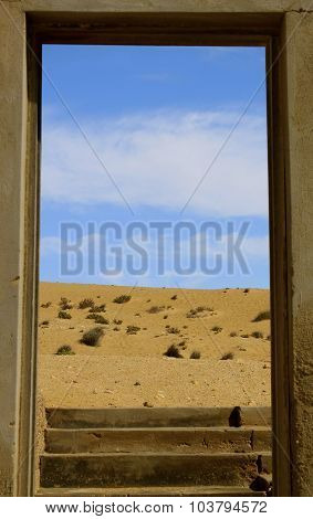 Kolmanskop View