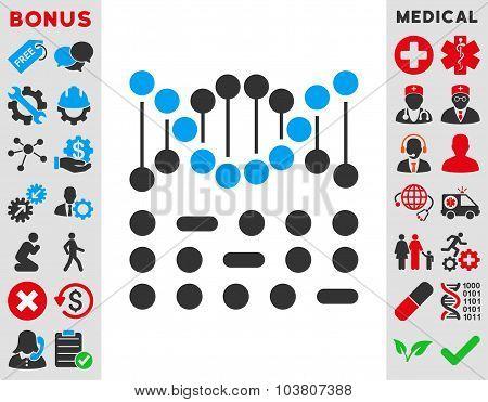 Genetic Code Icon